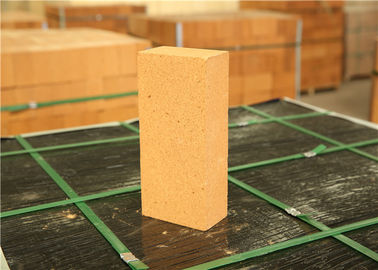 Low Bulk Density Fire Clay Bricks Durable For Fireplace And Pizza Ovens